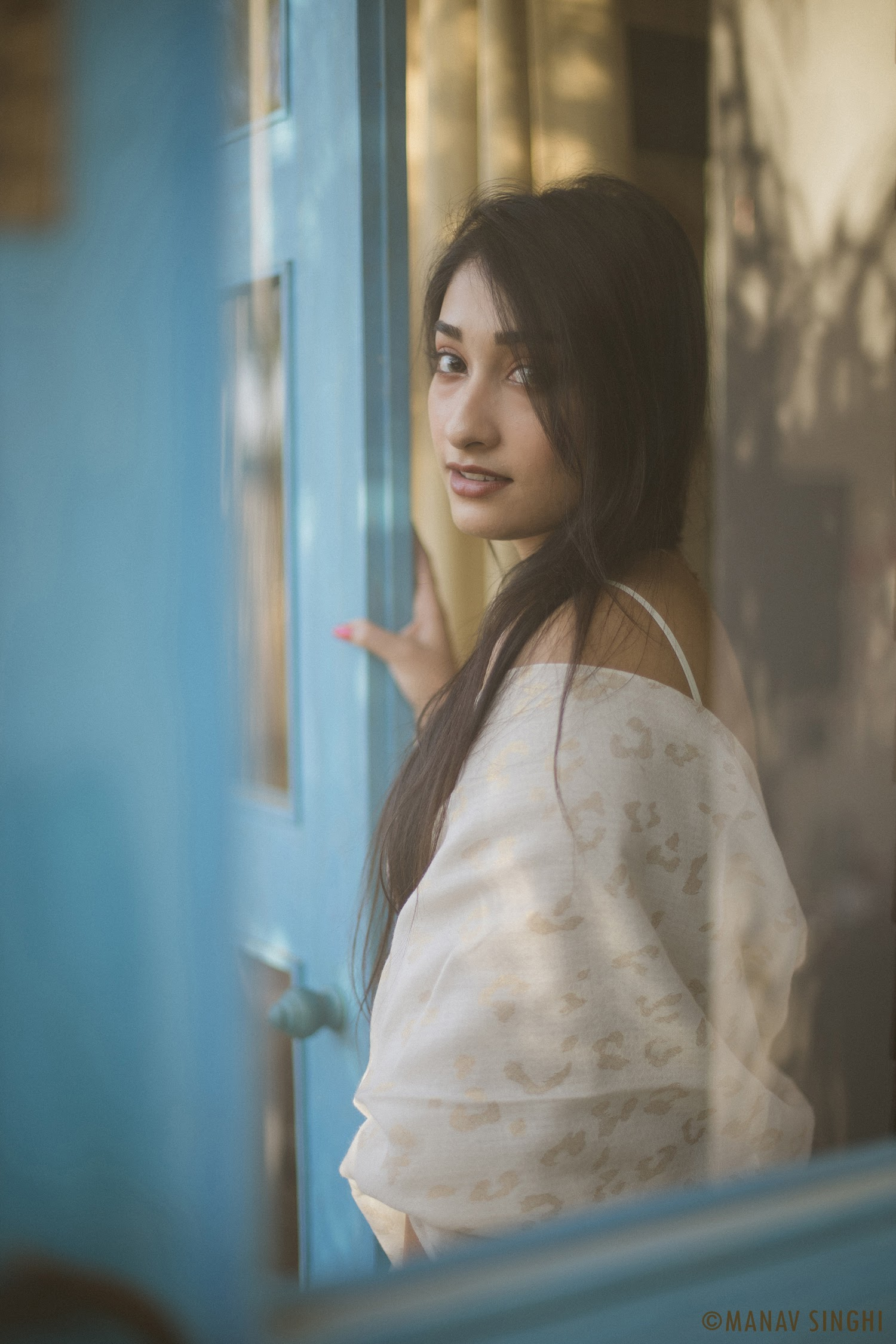 Navnidhi Singh Fashion Model