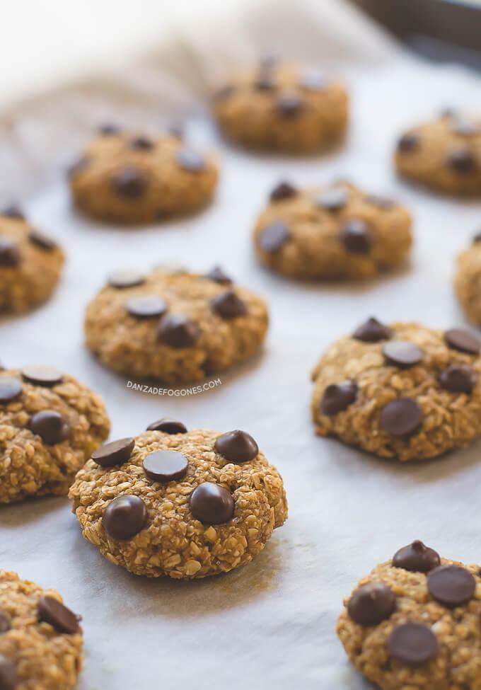 Oatmeal cookies | danceofstoves.com