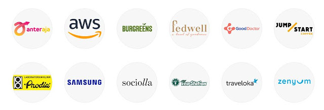 OUR GREAT PARTNERS