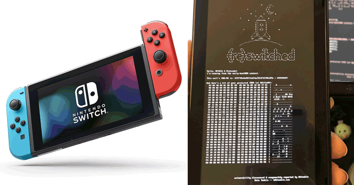 Nintendo Switches Hacked to Run Linux—Unpatchable Exploit