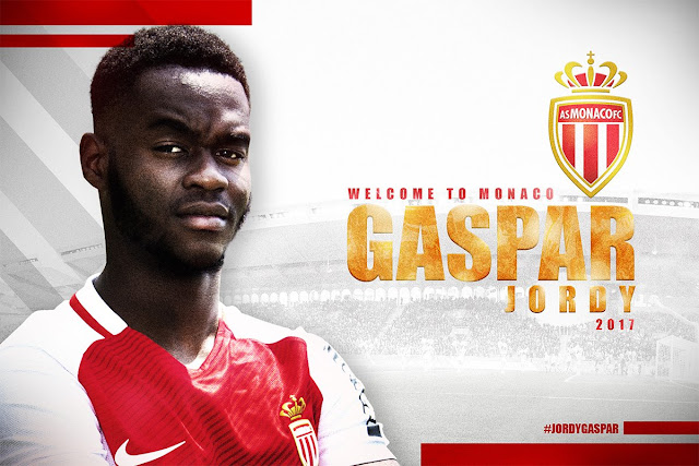 AS Monaco, Jordy Gaspar