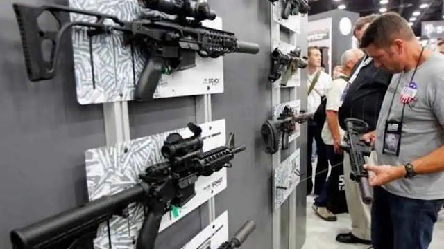 Siap Perang Lawan China, India Borong 72 Ribu Senjata Serbu Amerika