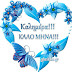 Καλημέρα σε όλους! Εύχομαι καλό μήνα με Αγάπη και χαμόγελα.💋💋💋