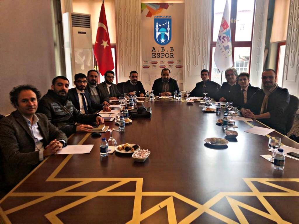 ABB ASKİ Espor Kulübü Toplantısı