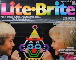 no shade, lite brite was a cool toy