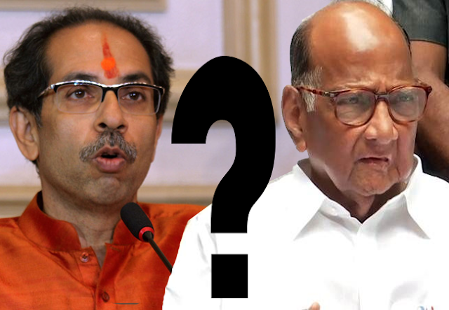 uddhav thackeray vs sharad pawar, shiv sena vs ncp, shiv sena vs congress, maharashtra cm uddhav thackeray, bhima koregaon case