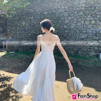 shop ban vay maxi gia re tai Thanh Tri