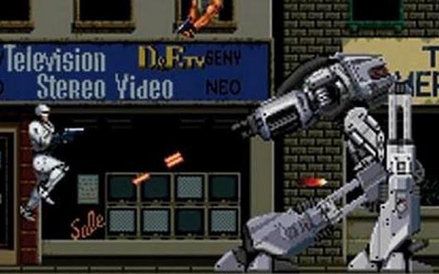 Robocop, robocop 3, robocop 4, robocopy, descargar robocop, consola, Pc, robocop trucos, robocop 2014, juego de disparos, película robocop, Nihon Bussan, Data east, Nes, Ocean software