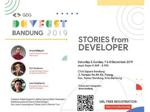 Devfest Bandung 2019