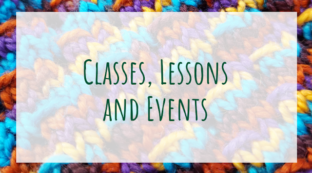 Learn to knit with The Chilly Dog: knitting classes, and private knitting lessons in Tucson, Arizona