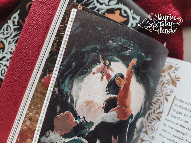Resenha: The Lives of Saints - Leigh Bardugo