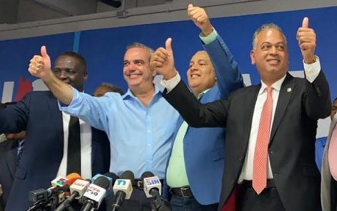 Diputado Rubén Luna aclara no pidió nada a cambio de su apoyo al PRM y Abinader