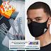 Magnata celular agora com máscaras e proteção para orelhas, venha conferir