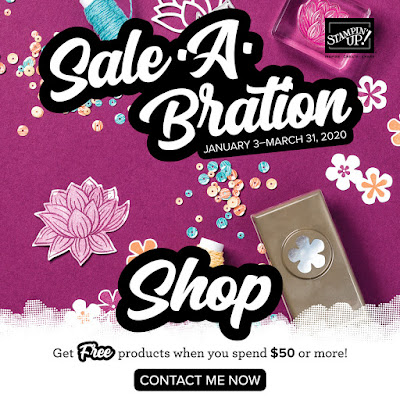 Contact me about Sale-A-Bration