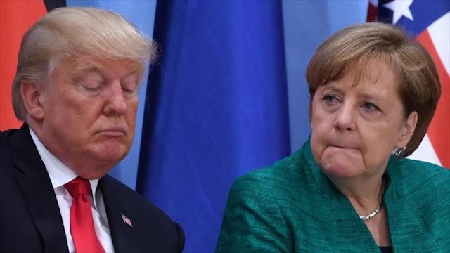 """Merkel ve """"lamentable"""" política de EEUU ante Acuerdo de París"""