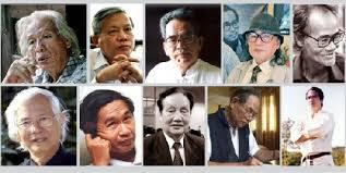 các nhà văn xứ Huế ở tuổi 80