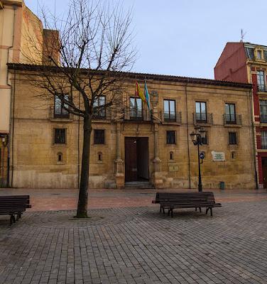 RIDEA, palacio, Conde de Toreno, Oviedo