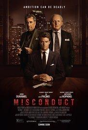 Watch Misconduct Online Free Putlocker