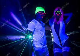 fiestas neon HAYUELOS