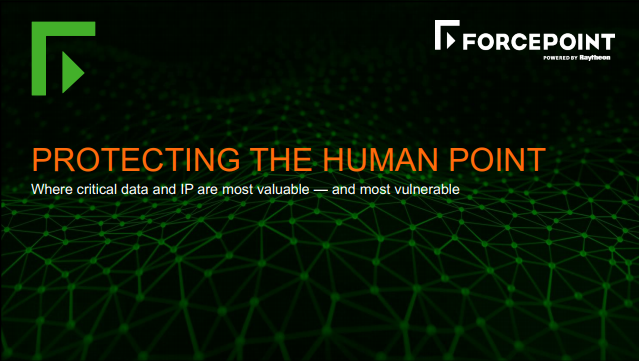 Forcepoint: Cybersecurity Reinvented