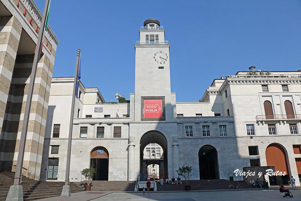Plaza de la Victoria de Brescia