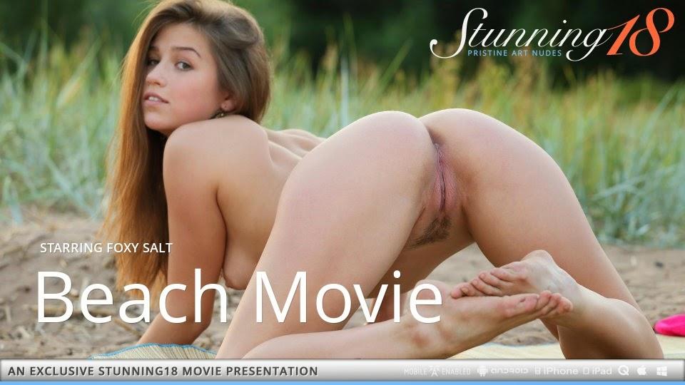Htrunning1r 2015-01-21 Foxy Salt - Beach Movie (HD Video) 03030
