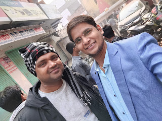 Ankit Jaiswal Jaunpur - Mr. Journalist