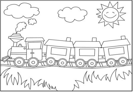 Tren Boyama Resmi