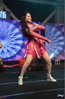 Sunny Leone Dancing on stage At Rogue Movie Audio Music Launch ~  075.JPG