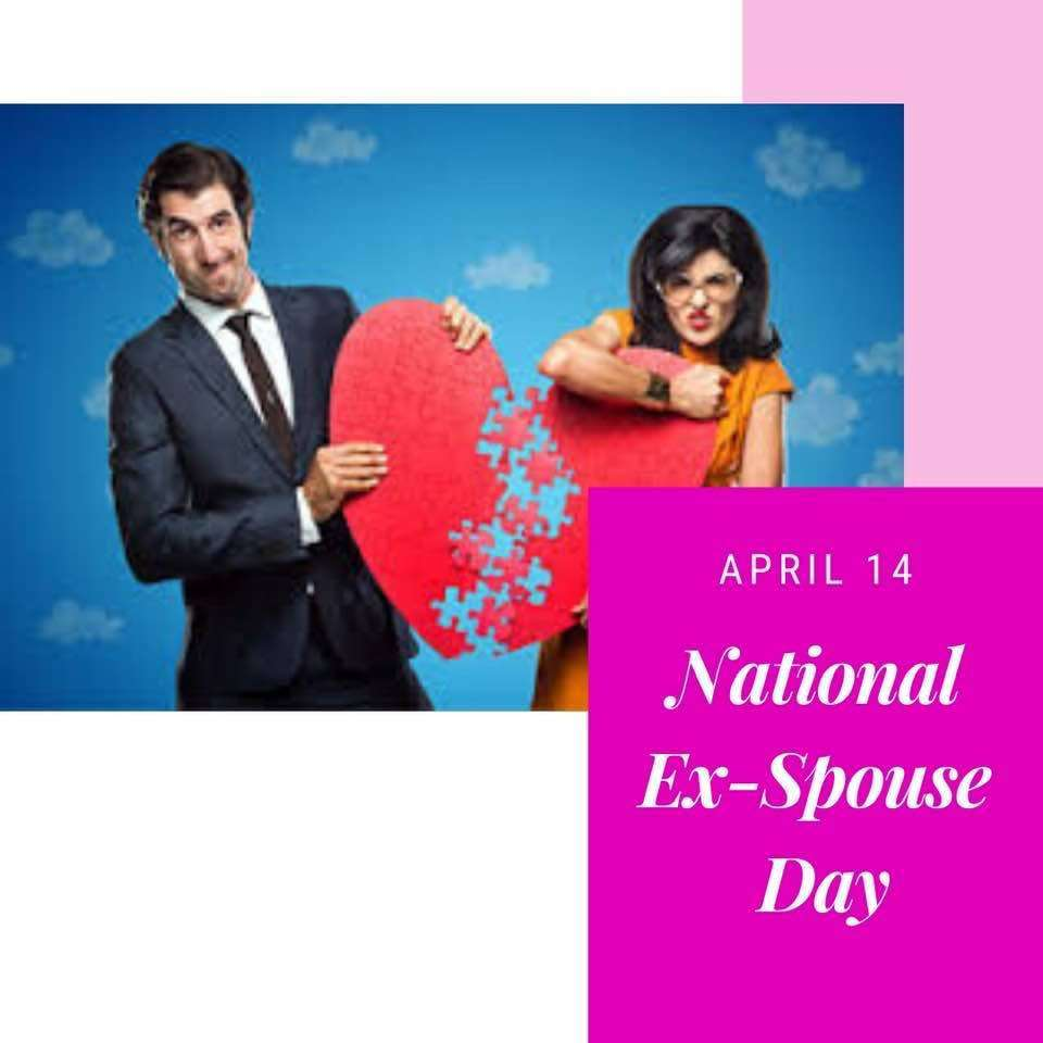National Ex-Spouse Day Wishes Beautiful Image