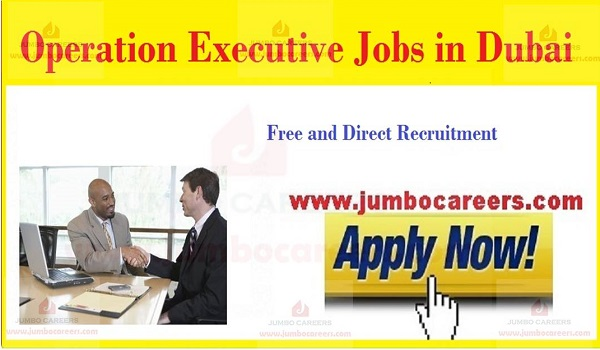 Urgent Dubai Jobs, UAE Executive jobs