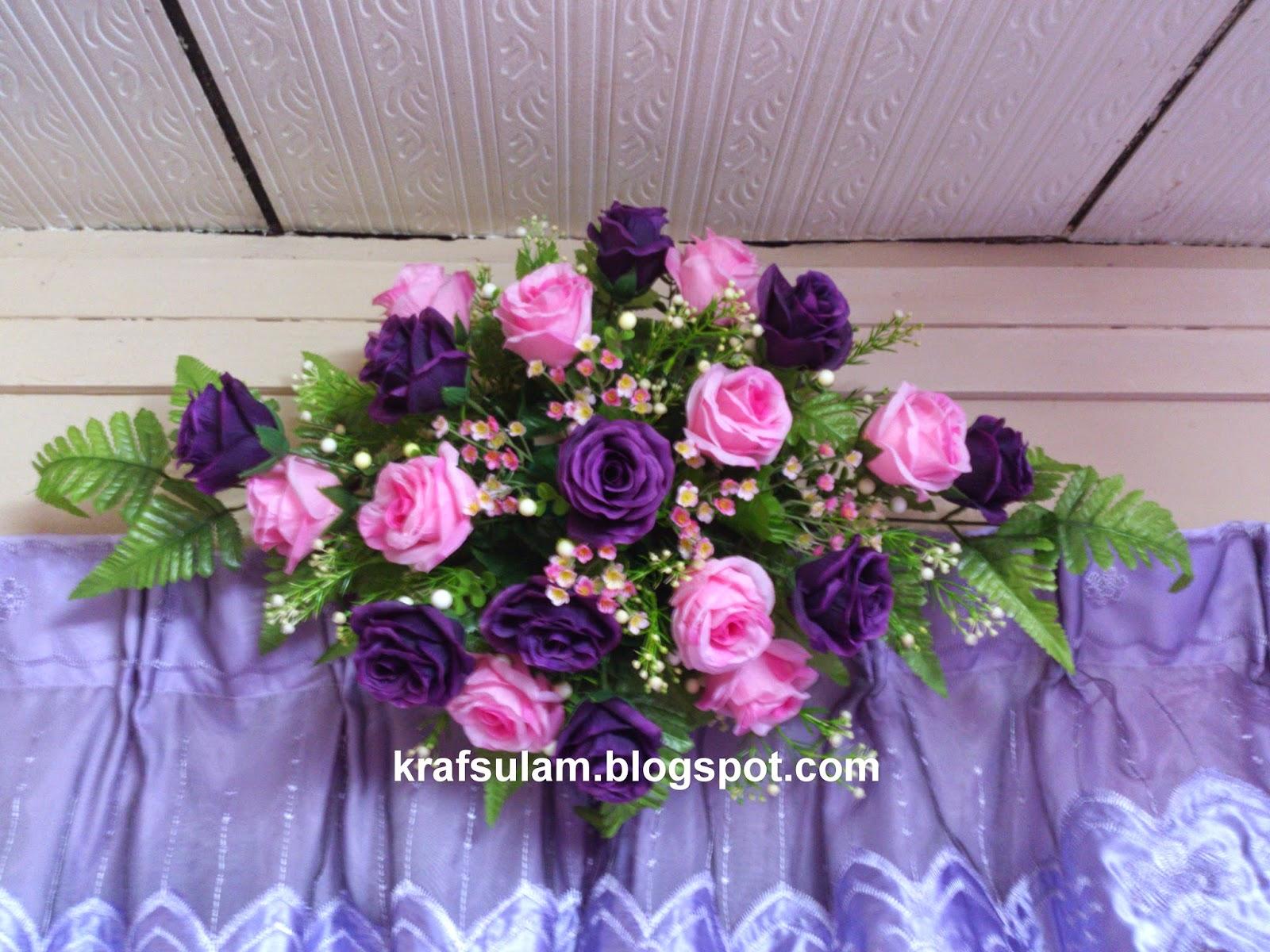 Ini Adalah Gubahan Bunga Lcp Yang Juga Boleh Digantung Di Dinding Ifah Buat Nie Untuk Diletn Dalam Bilik Semasa Perkahwinan