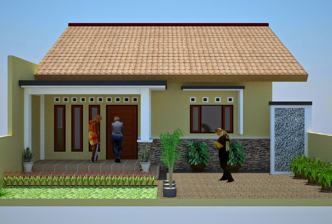 Rumah Minimalis Idaman Design Rumah Minimalis