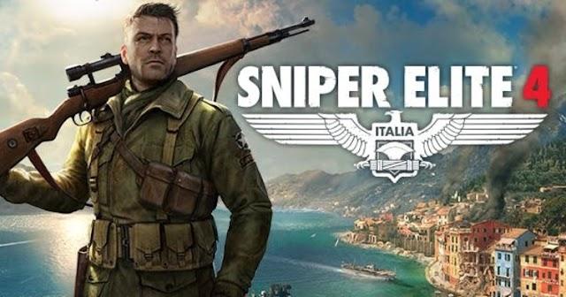 Sniper Elite 4 Hileleri Trainer İndir