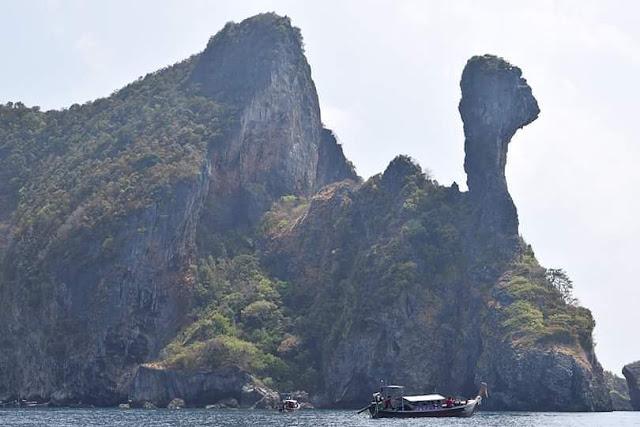ISLAND HOP FROM AO NANG, KRABI