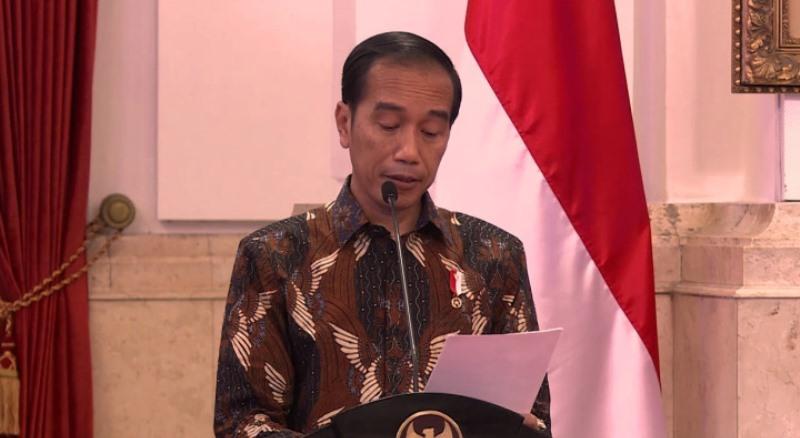 Jokowi Catat 4 Hal Dalam Evaluasi Proyek Strategis dan Pemulihan Ekonomi Nasional