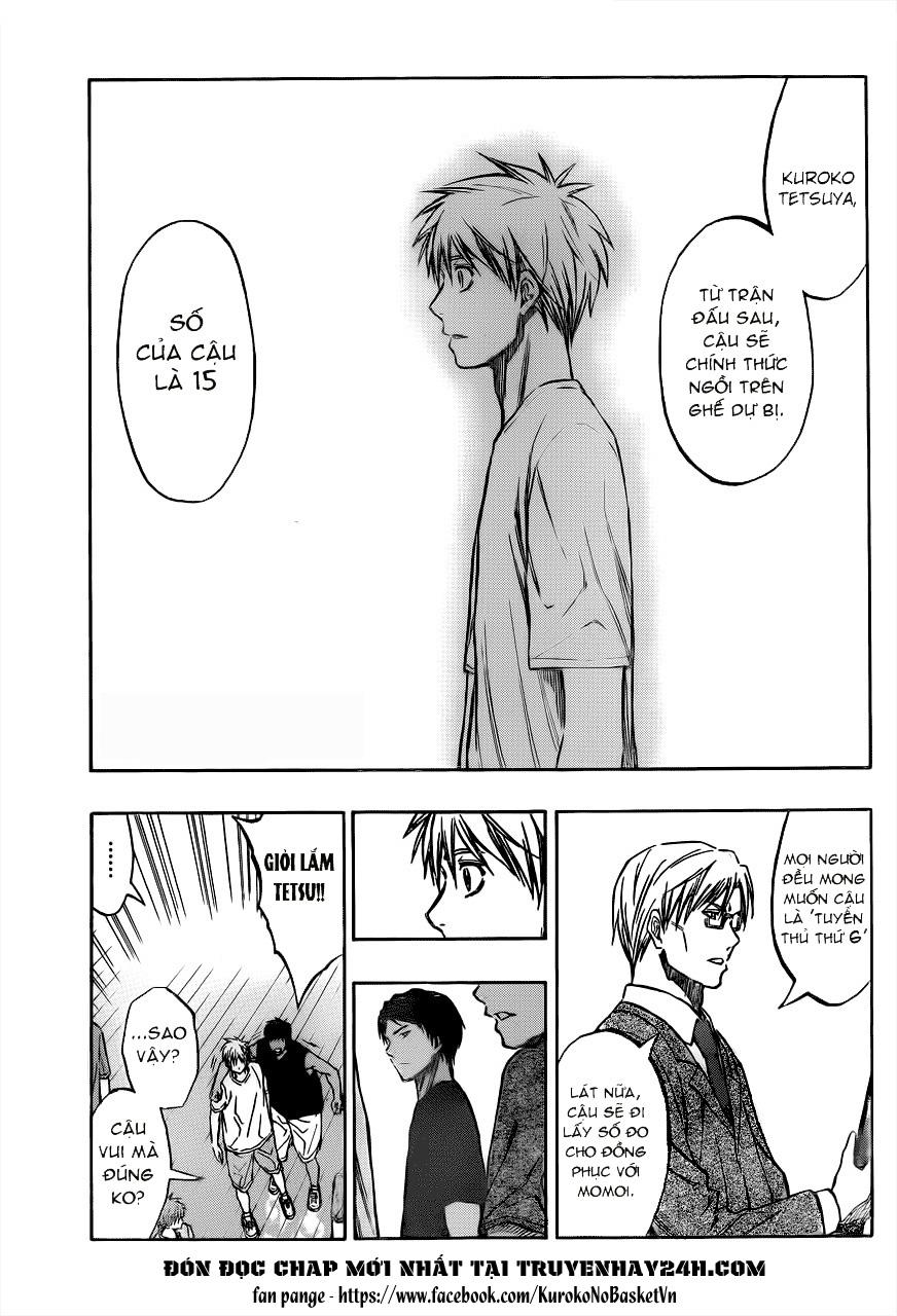 Kuroko No Basket chap 210 trang 9