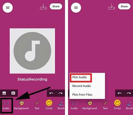 Cara Membuat Voice Note Vn Menjadi Status Wa Whatsapp Wafbig