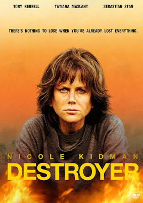 Destroyer [2018] [NTSC/DVDR] Ingles, Español Latino