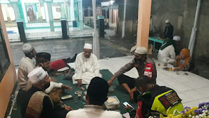 Aiptu Sugeng, Binmas Bandasari Cangkuang Polresta Bandung Hadiri Pertemuan Tokoh Agama