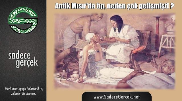 Eski Mısır ve tıp