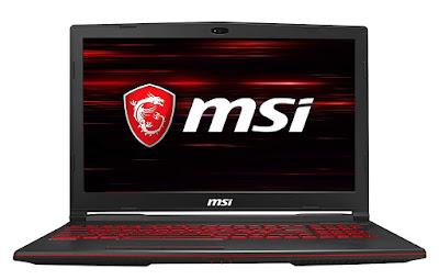 MSI Gaming GL63 8SD