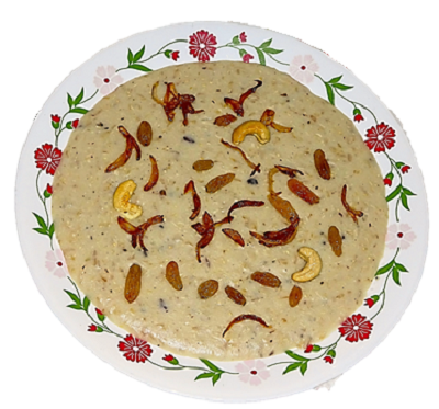A nutritious and healthful Wheat Kheer Recipe||