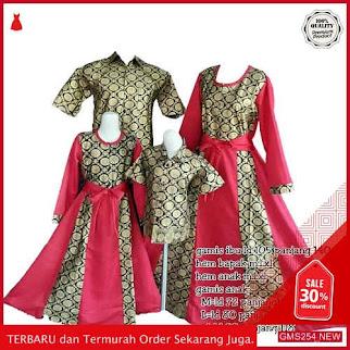 GMS254 KHYTL254B241 Batik Couple Keluarga Saraswati Batik Dropship SK1172652732