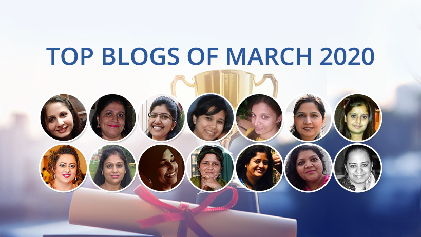 Top Blogger March 2020