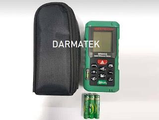 Darmatek Jual MASTECH MS6416, 60m Laser Distance Meter