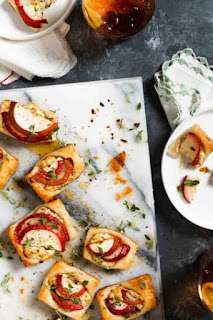 make-ahead Thanksgiving appetizers