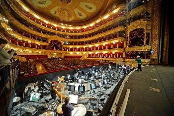 Θέατρο Μπολσόι: Το διασημότερο θέατρο του Κόσμου στο google doodle