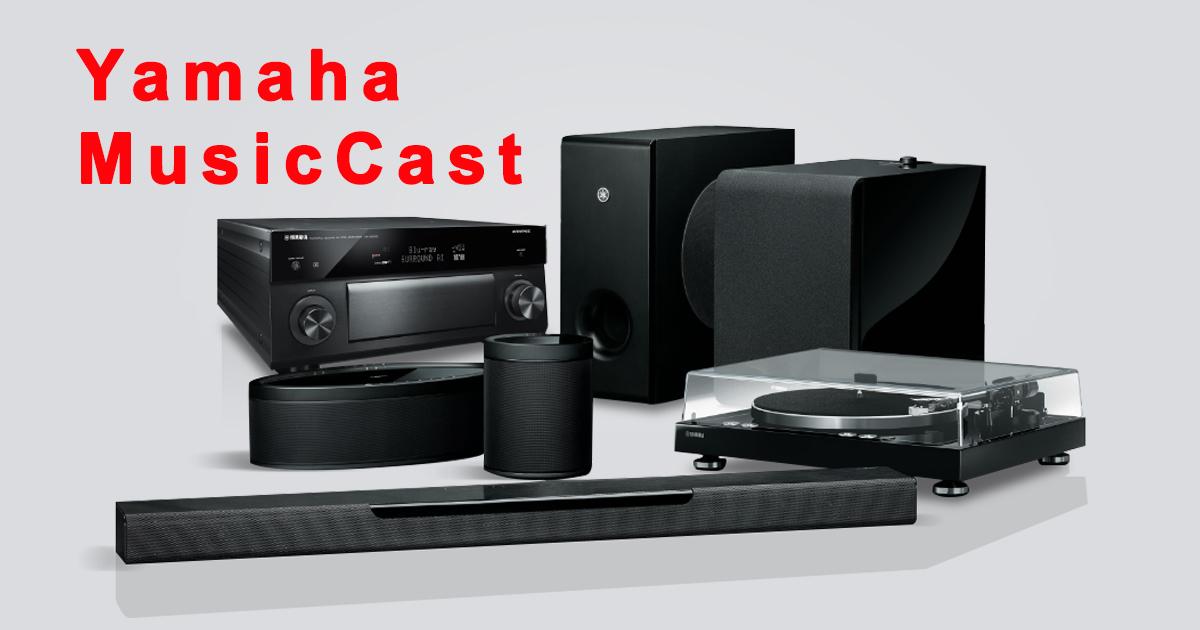 Loa Yamaha MusicCast Mang âm nhạc lấp đầy cuộc sống