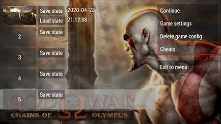 setting god of war chain of olympus lancar di ppsspp android